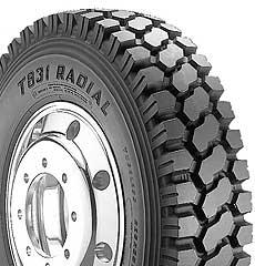 T831 Tires